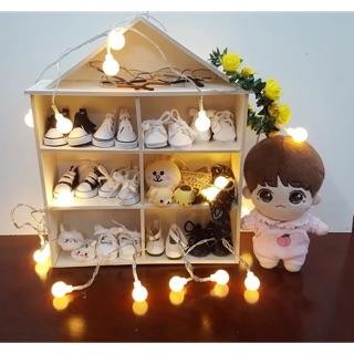 Tủ giầy cho doll