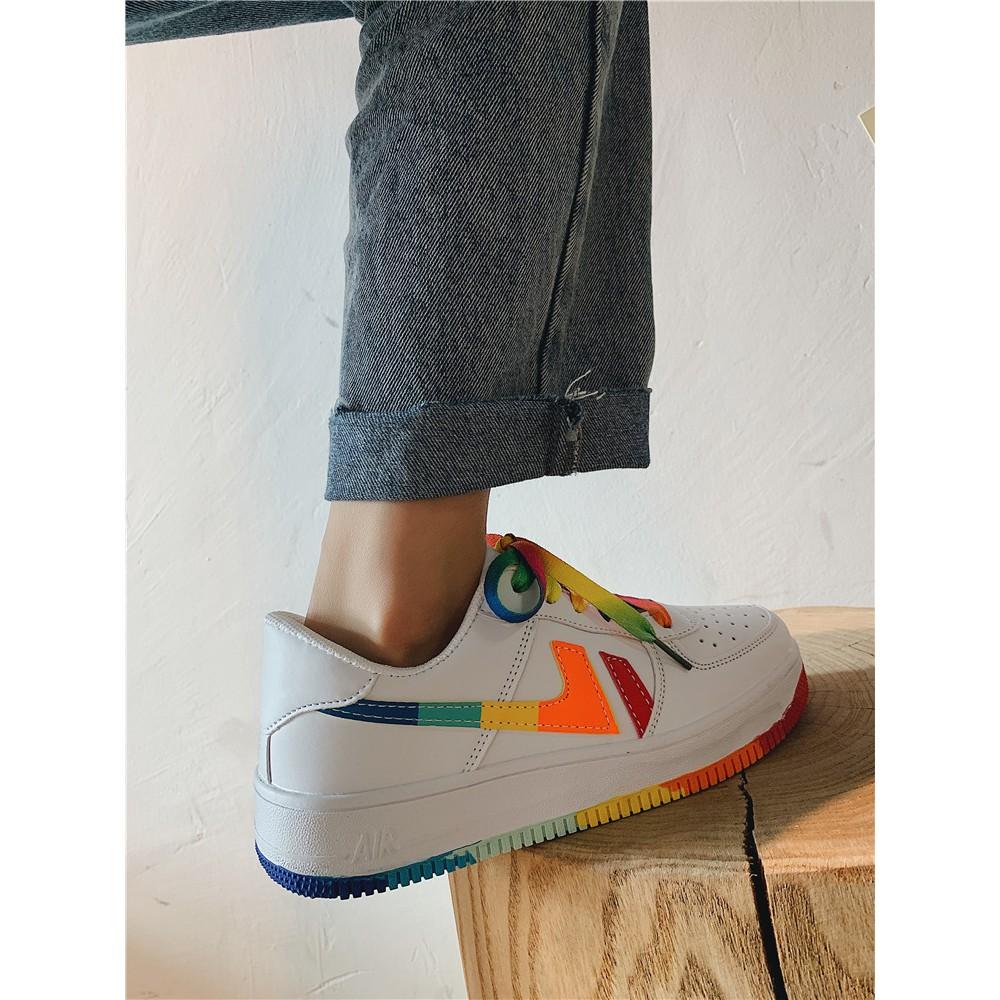 giày canvas thể thao thời trang nữ