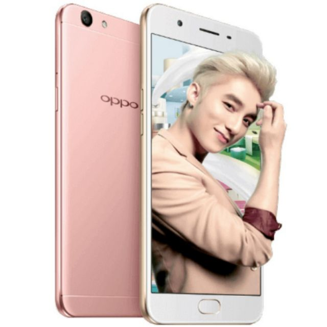 Điện thoại Oppo F1s (64g - 2017) Hồng - Chính hãng