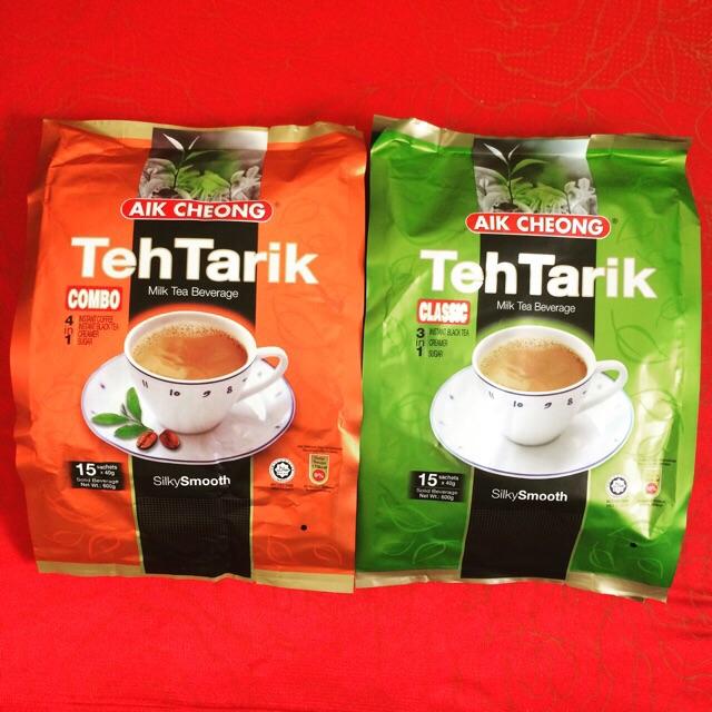 Trà sữa Teh Tarik Aik Cheong vị truyền thống/ cà phê 600g
