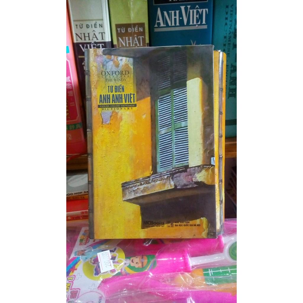 sách từ điển Anh- Anh- Việt