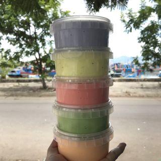 Sữa trái cây[basic slime] – Shop slime Đà Nẵng