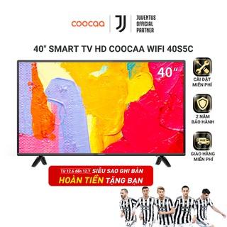 Smart TV Full HD Coocaa 40 inch - Model 40S5C (Đen) - Wifi USB HDMI thumbnail