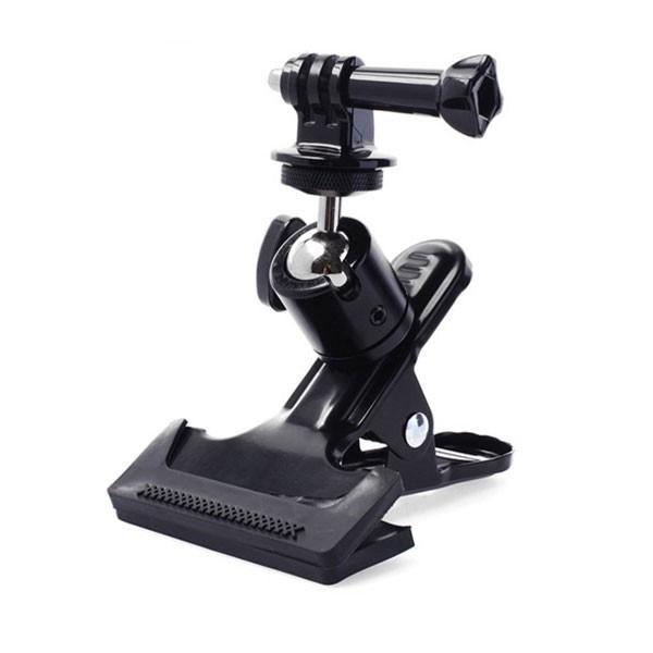 Kẹp gắn đa năng cho các máy camera hành động và điện thoại