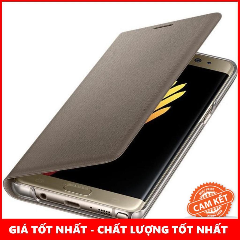 BAO DA SAMSUNG GALAXY NOTE7, NOTE 7, N930 (LED VIEW FLIP CASE) CHÍNH HÃNG – THANH XUÂN