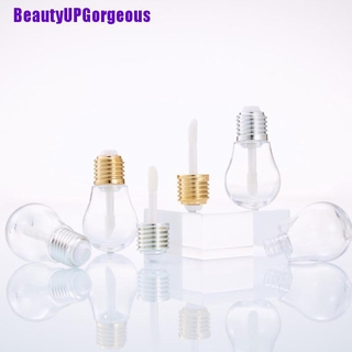 Lọ rỗng đựng son dưỡng môi thiết kế hình chiếc bóng đèn mini dễ thương xinh xắn thumbnail