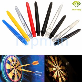 3D❤ 10Pcs Replacement Darts Stems Shafts Nylon 35mm/43mm/48mm(Mixed) Accessories