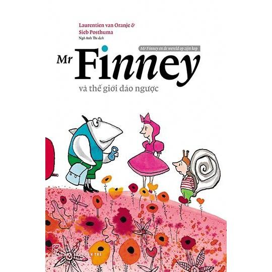 Sách: Mr Finney và thế giới đảo ngược