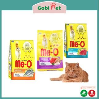 Thức ăn hạt cho mèo lớn tuổi Me-O túi 7kg (20 gói 350g) bổ sung viatmin cho mèo - Gobi Pet thumbnail