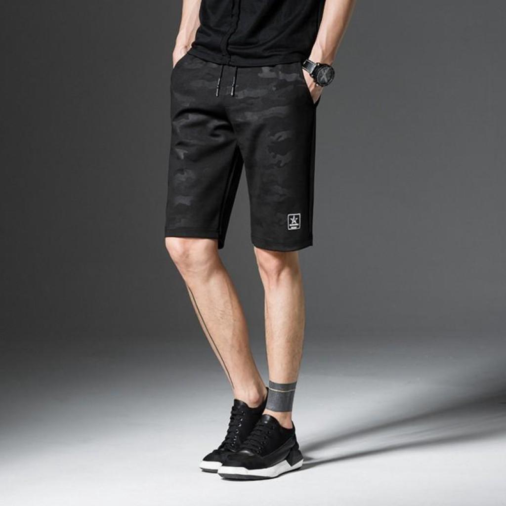 กางเกงขาสั้นผู้ชาย ZASHION Men's Camouflage Shortsางเกงขาสั้นผู้ชาย ZASHION Men's Camouflage Shorts