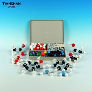 240Pcs Organic Chemistry Molecular Model Student Teacher Kit Educational Toy