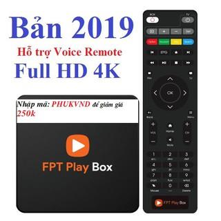 FPT PLAY BOX S400 2019- tích hợp điều khiển giọng nói