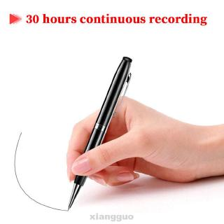 Voice Recorder For Lectures Meetings Dictaphone Writing Pen Udisk