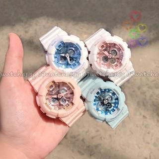 [watches.sg] DH nữ Baby 130-BA Unisex Dây cao su nhiều màu cho nam và nữ