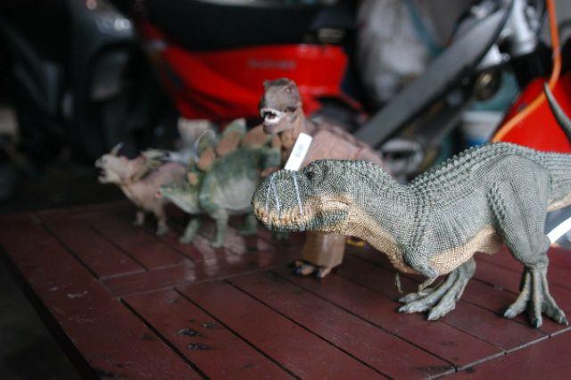 Mô hình khủng long Vastatosaurus (Jungle)