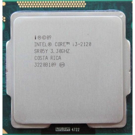 CPU i3 2120 (3M bộ nhớ đệm, 3.30 GHz) socket 1155 Giá chỉ 450.000₫