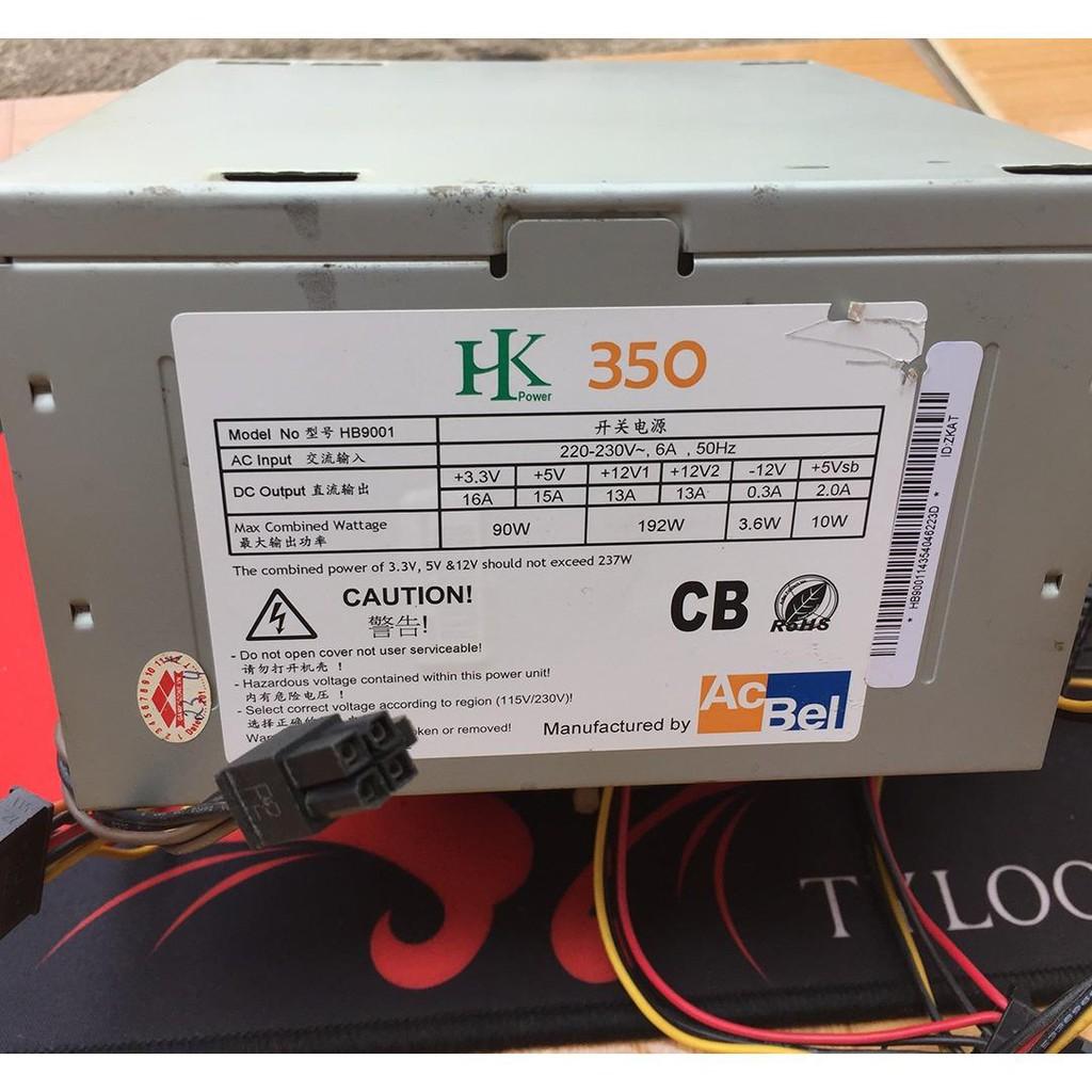 Nguồn máy tính AcBel HK350 - Đã qua sử dụng - 2430057 , 1171734351 , 322_1171734351 , 220000 , Nguon-may-tinh-AcBel-HK350-Da-qua-su-dung-322_1171734351 , shopee.vn , Nguồn máy tính AcBel HK350 - Đã qua sử dụng