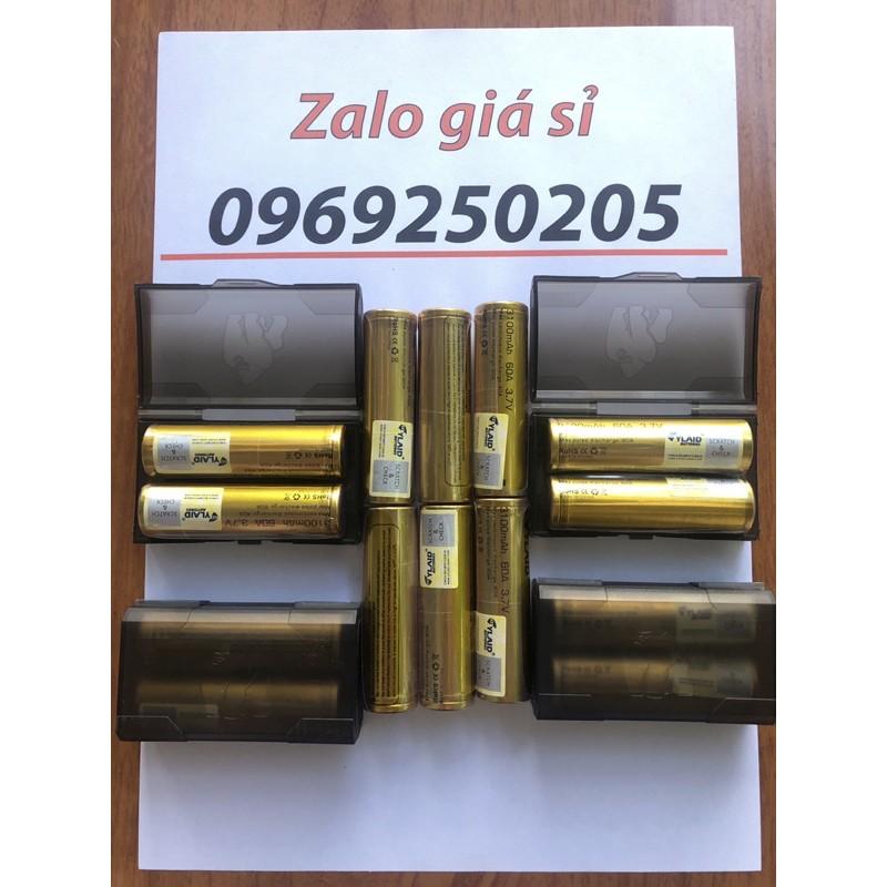 Pin sạc Cylaid Vàng 18650 3100Mah Xả 60A. QR code chuẩn chính hãng(1viên)