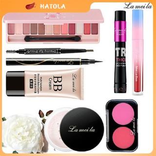 Bộ trang điểm Lameila 8 món chính hãng nội địa Trung set trang điểm cá nhân bộ makeup chuyên nghiệp HT-TL181 thumbnail