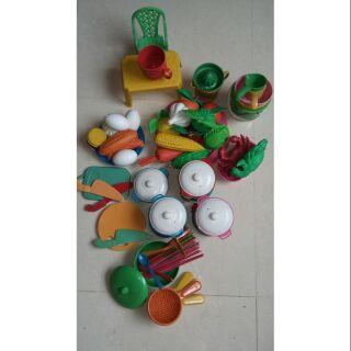 1kg đồ chơi-Đồ chơi Mầm non