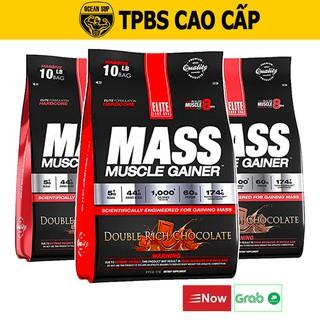 Mass Muscle Gainer Elite Labs Sữa Dinh Dưỡng Tăng Cân Nhanh 4.6kg (10lbs)