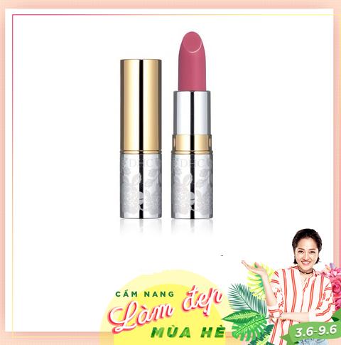 Son dưỡng màu cao cấp DHC Premium Lipstick GE (RS105)