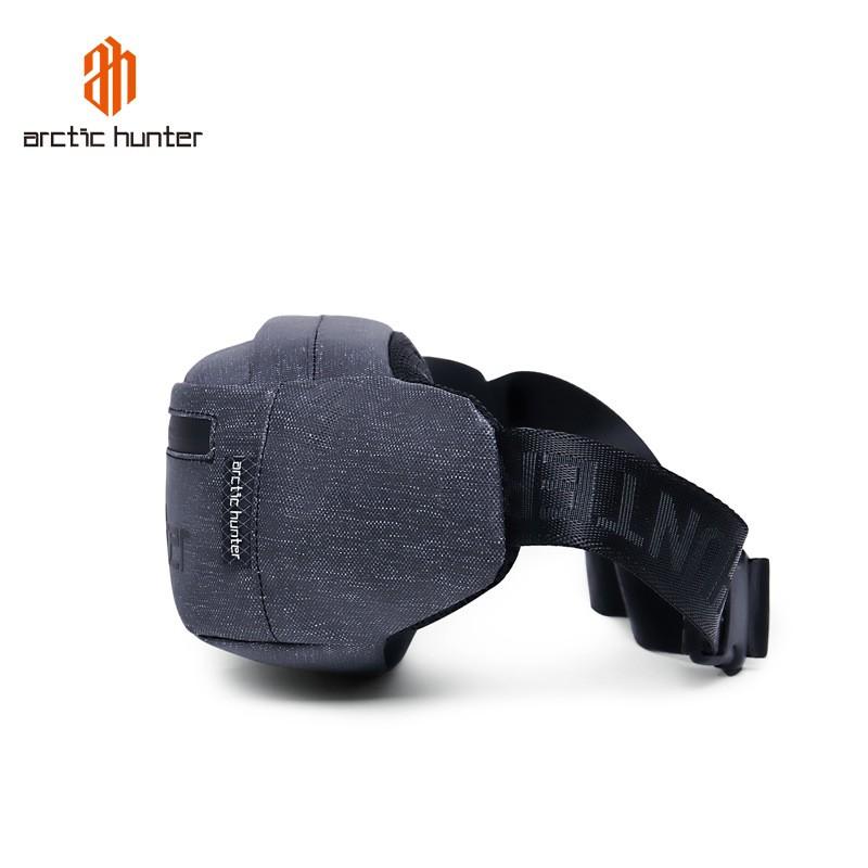 Túi đeo bụng, túi bao tử cao cấp nam nữ MG8008