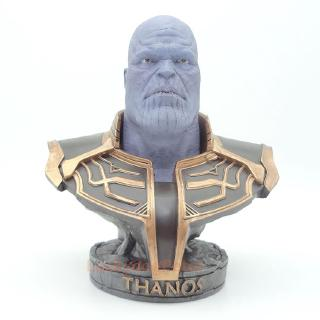 Avengers Infinity War Tyrant Thanos bust resin bust statue GK boxed hand-made 18CM