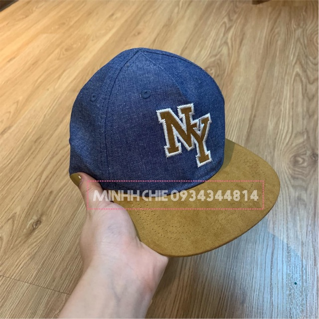 Mũ Hm NY xanh