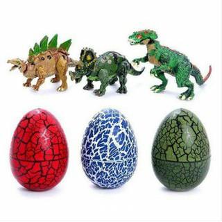 Trứng khủng long cho bé