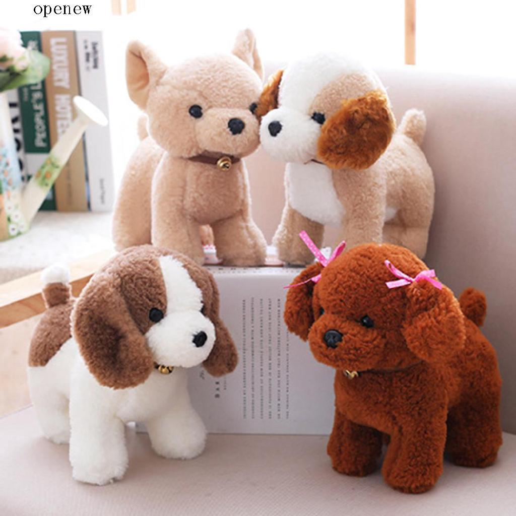 g Cute Dogs Shape Plush Children's Toy Doll Home Decoration
