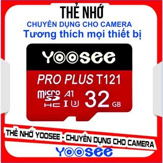 Thẻ nhớ YooSee 32GB cao cấp – chuyên dụng cho camera