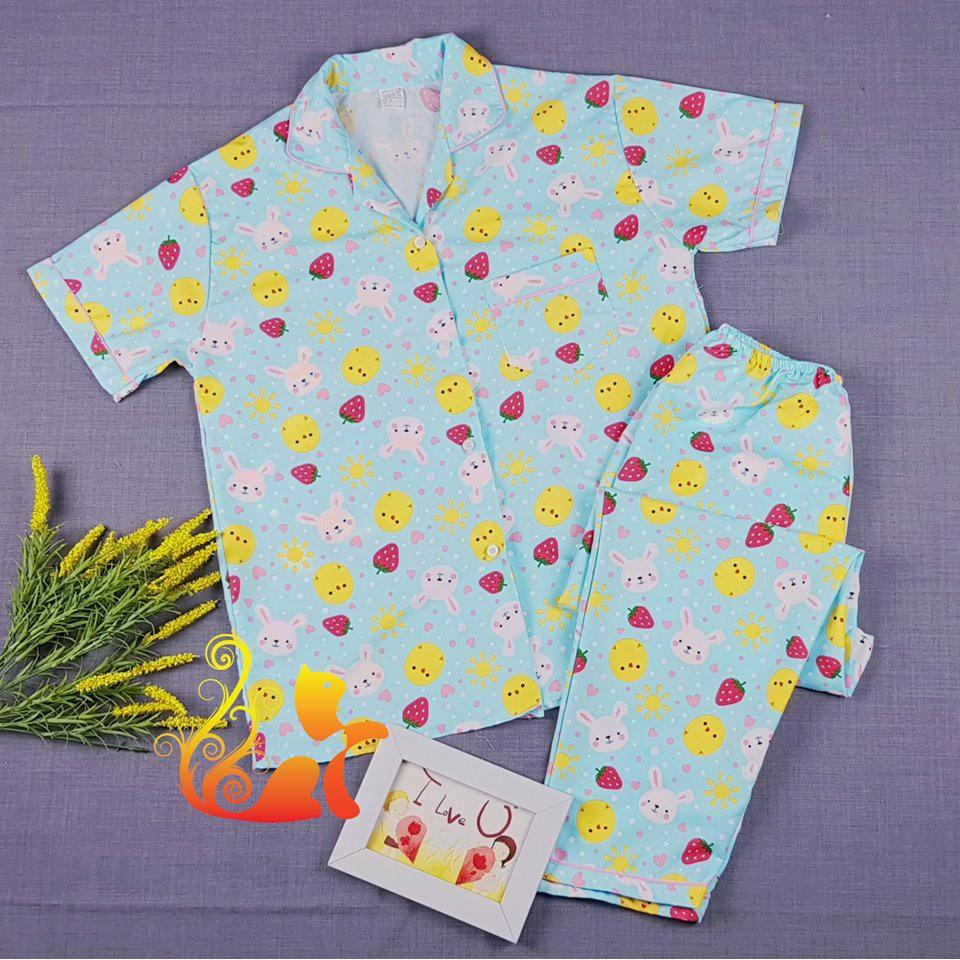 """Đồ ngủ Pijama Kate Thái Quần Dài - """"Thỏ & Gà Vàng"""" - Dưới 70kg - 3411272 , 1209049624 , 322_1209049624 , 150000 , Do-ngu-Pijama-Kate-Thai-Quan-Dai-Tho-Ga-Vang-Duoi-70kg-322_1209049624 , shopee.vn , Đồ ngủ Pijama Kate Thái Quần Dài - """"Thỏ & Gà Vàng"""" - Dưới 70kg"""