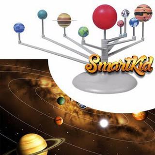 [FREE SHIP TỪ 99K] [Bộ Lắp Ghép] Mô Hình Hệ Mặt Trời (Có Tô Màu và Video Hướng Dẫn)