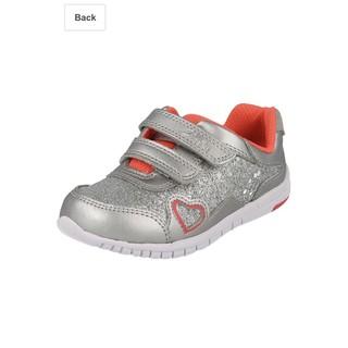 Giày Clarks hàng xuất khẩu cho bé gái sz 6Us 11,5-13cm thumbnail