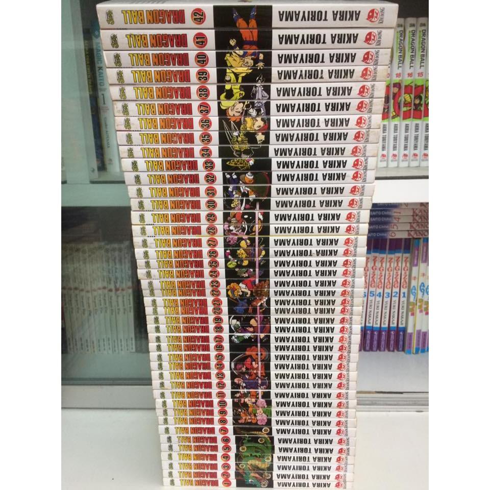 Truyện tranh Dragon Ball bản bìa gập - 2672580 , 425332051 , 322_425332051 , 760000 , Truyen-tranh-Dragon-Ball-ban-bia-gap-322_425332051 , shopee.vn , Truyện tranh Dragon Ball bản bìa gập
