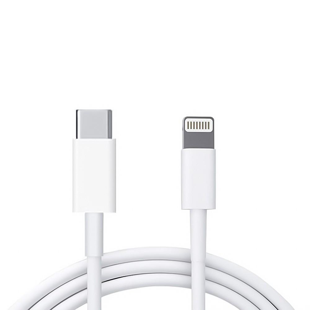 Cáp sạc iphone Type C to Lightning 1M/2M Chính Hãng Apple Fullbox