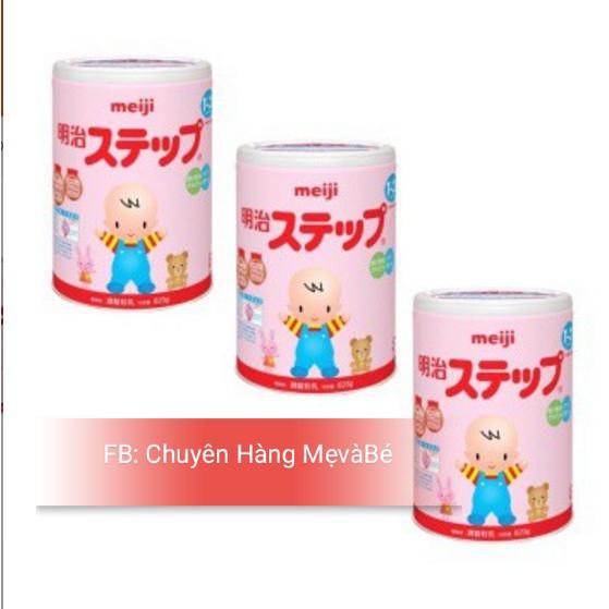Combo 3 sữa Meiji số 9 (Meiji 1-3) nội địa Nhật 820g