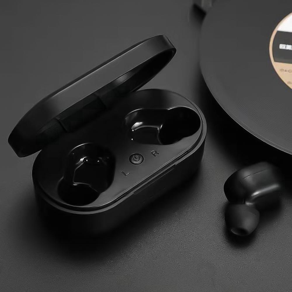 Tai nghe bluetooth 5.0 không dây M1 TWS kiểu nhét tai phong cách thể thao âm thanh nổi có hộp sạc