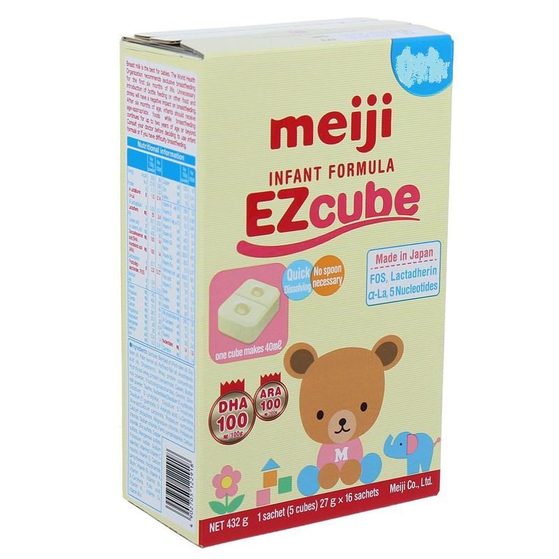 Sữa Meiji số 0 - 423gr (dạng thanh)