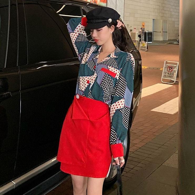 Bộ đầm áo sơ mi tay dài họa tiết sọc cổ điển + chân váy ôm thời trang cho nữ - 14238788 , 2583586015 , 322_2583586015 , 305100 , Bo-dam-ao-so-mi-tay-dai-hoa-tiet-soc-co-dien-chan-vay-om-thoi-trang-cho-nu-322_2583586015 , shopee.vn , Bộ đầm áo sơ mi tay dài họa tiết sọc cổ điển + chân váy ôm thời trang cho nữ