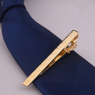 Men Metal Alloy Tie Clip Clamp Necktie Bar Clasp Wedding Bridegroom Business Fashion Formal Gifts
