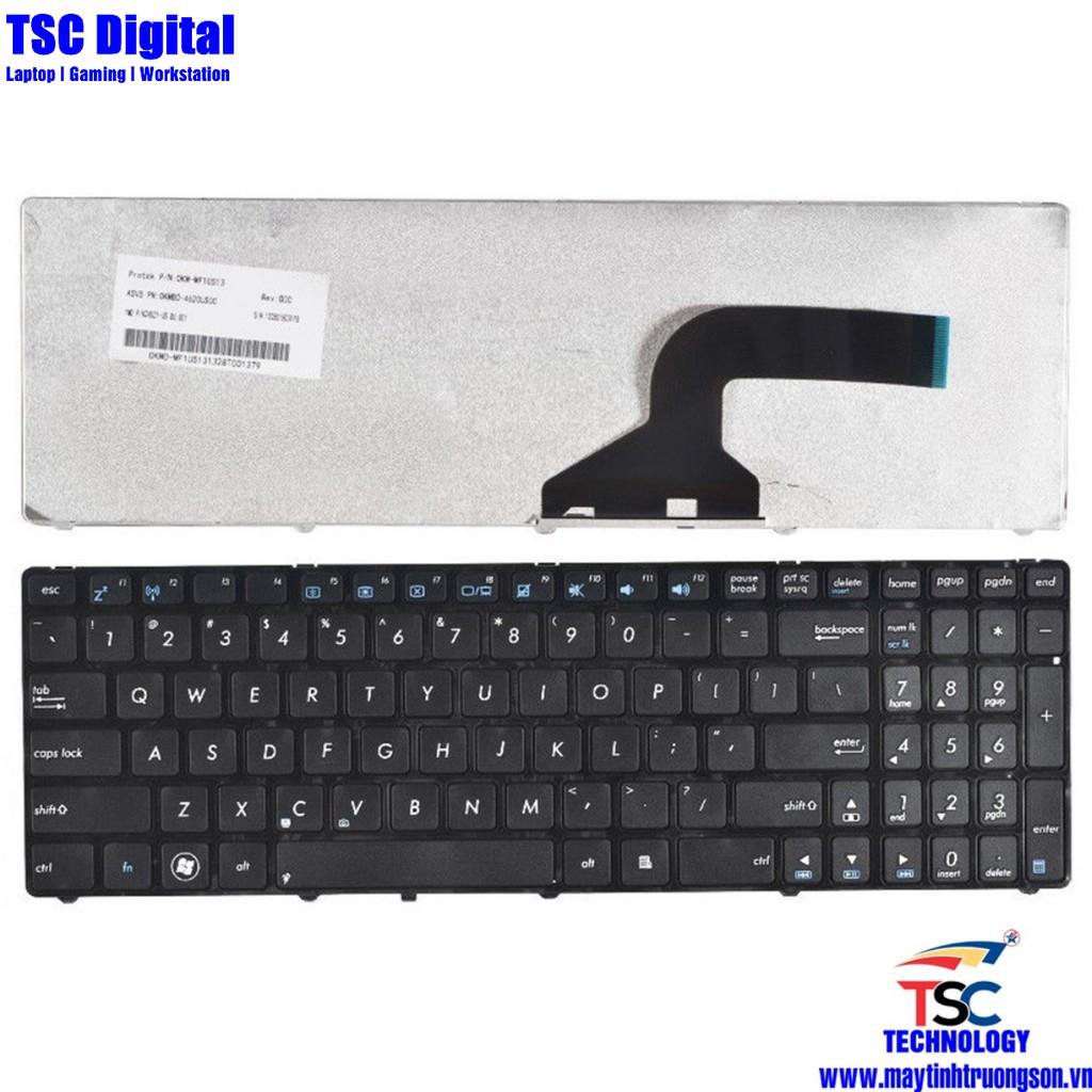 Bàn Phím Laptop ASUS K53 K53SJ K53SC K53BY K53X K53SD K53SV K53SM K53TK K53E | Maytinhtruongson.vn