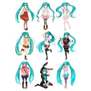 Mô Hình Nhân Vật Hatsune Miku
