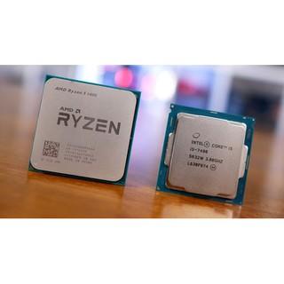 Vi xử lý máy tính CPU AMD Ryzen 5 1400 (3.2GHz - 3.4GHz) THÁO MÁY thumbnail