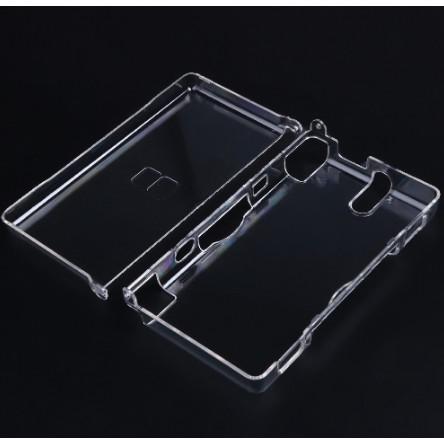 Case trong suốt bảo vệ máy game Nintendo DSL NDS Lite NDSL