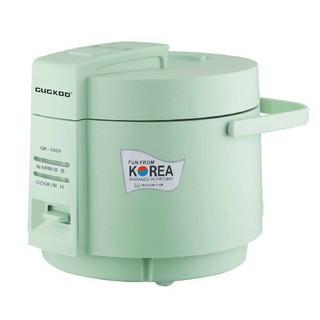 Nồi Cơm Điện mini chính hãng GUGKOO 1.8L nấu cơm ngon - ENZO PRO