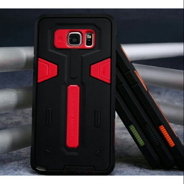 Ốp lưng Galaxy S7 Edge chống sốc Nillkin Defender 2 - Đủ màu