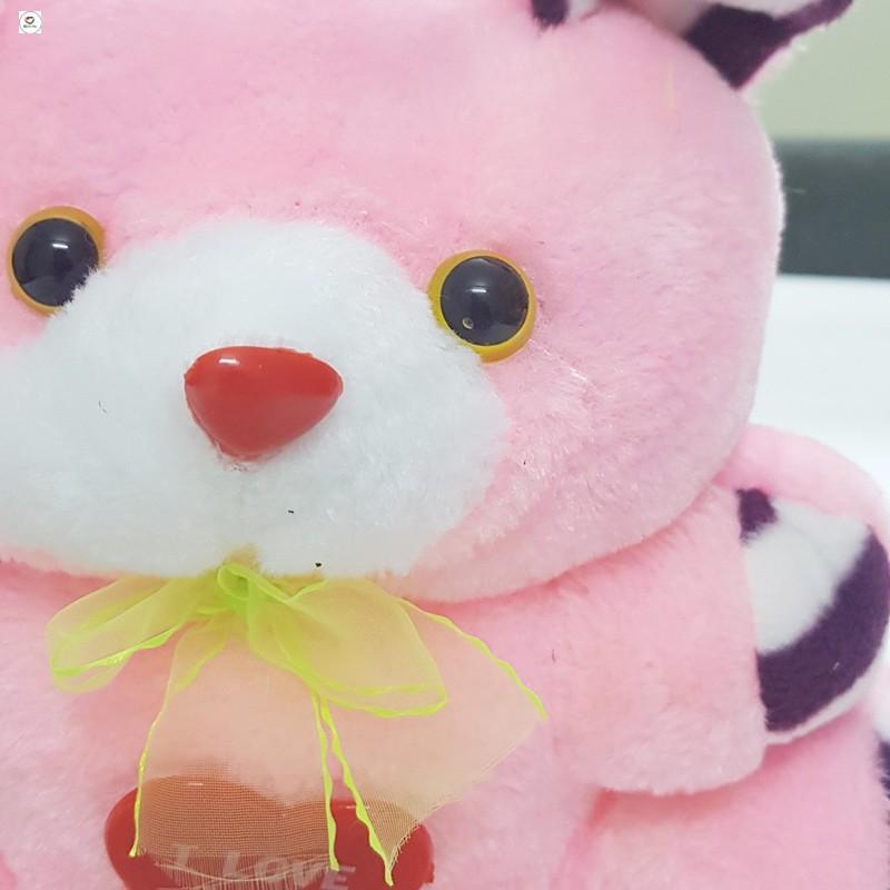 Gấu bông đeo nơ nhỏ bé, xinh xắn SẢN PHẨM HOT