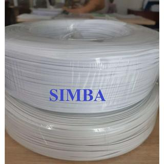 Thanh Nẹp Mũi Làm Khẩu Trang Y Tế Khẩu Trang Vải 2kg cuộn, cuộn dài 350-400 mét thumbnail